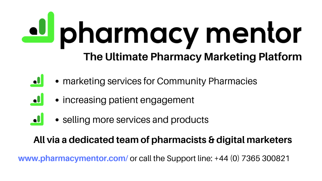 pharmacy mentor - helping pharmacy with marketing including Lipotrim